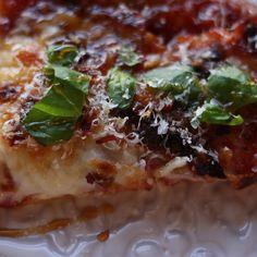 Sopressata & Date Pizza