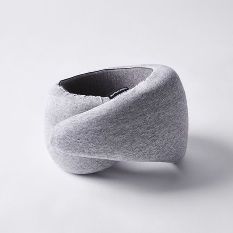 Travel Neck Pillow with Memory Foam
