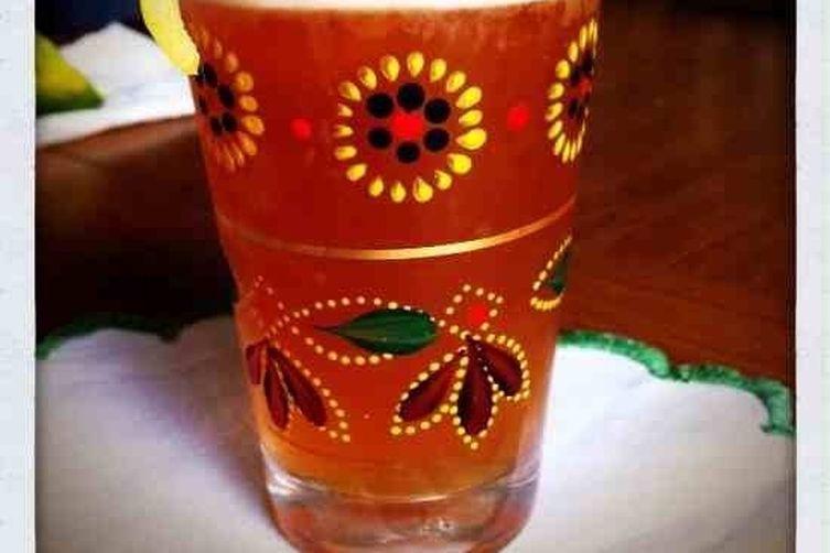 Lady Fenton's Iced Rooibos Tea