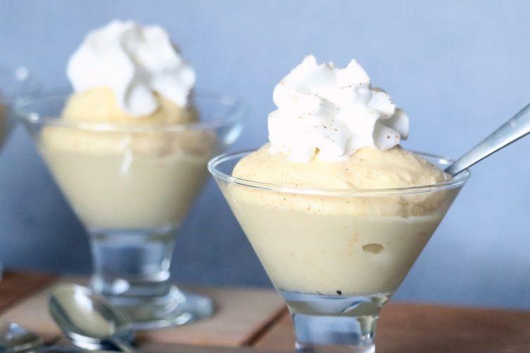 Vanilla Latte Mousse