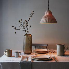 Sofia Porcelain Pendant Light
