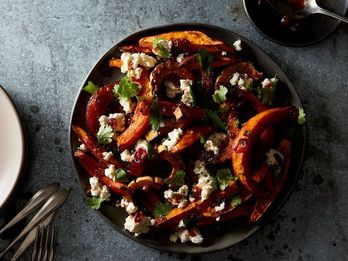 A Dog Pile of Spicy-Sweet Squash & Cheese (Dive In!)