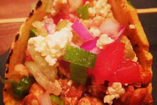 Spicy Tempeh Quinoa Tacos
