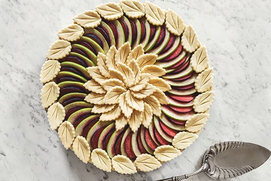 The Beauty of Fruit Pie