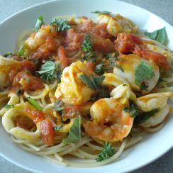 Sea Worthy Spaghetti