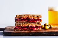 The Cheesiest, Meltiest Spread Takes its Cues from a Reuben Sandwich