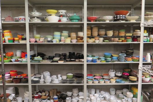 What We Found in Food Network's Prop Closet (Hint: Treasure!)