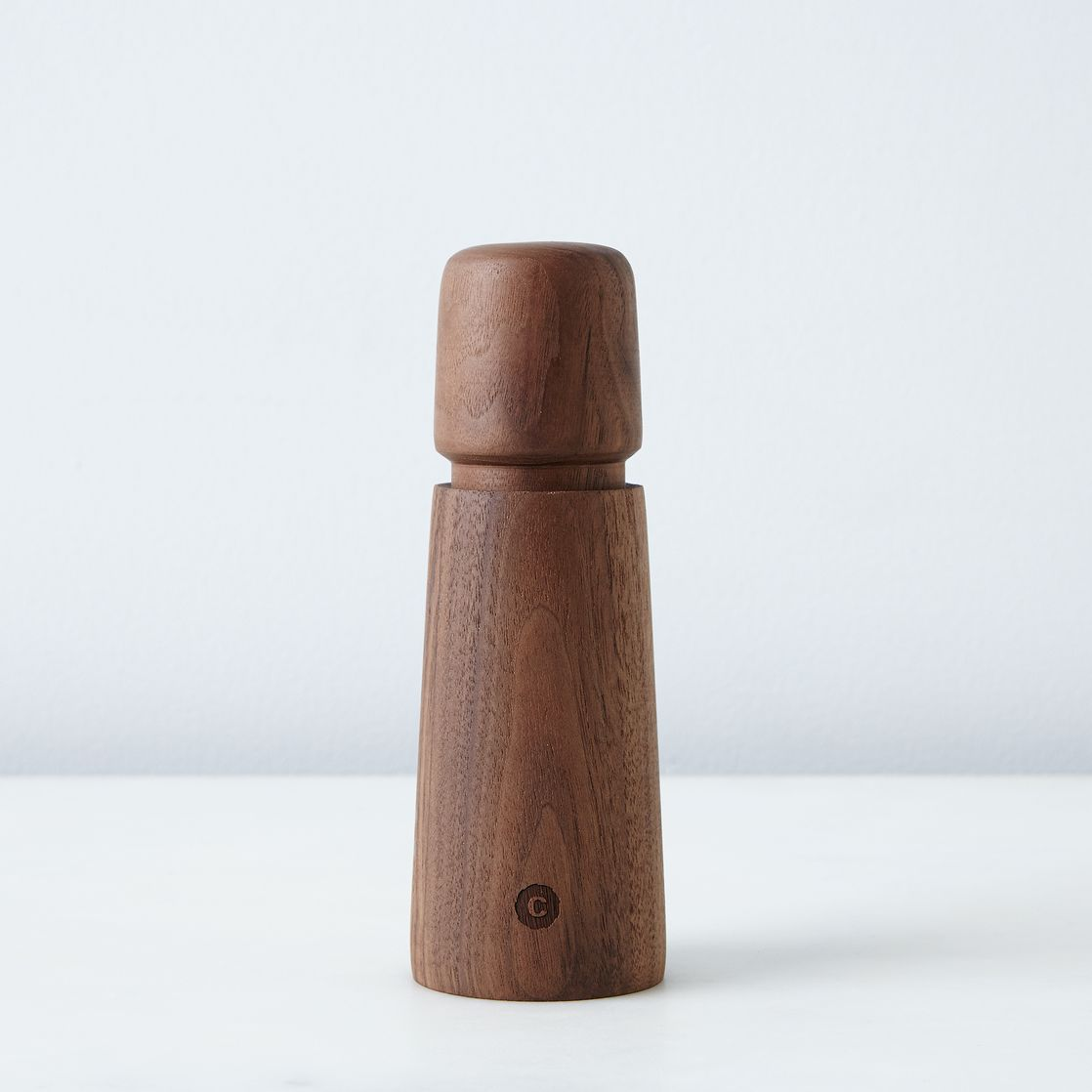 stockholm salt  pepper grinder on food -