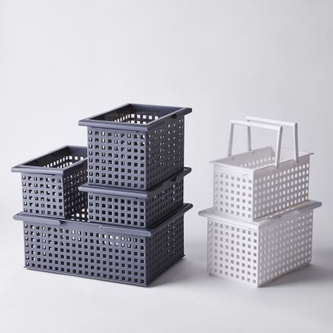 Stackable Storage Baskets