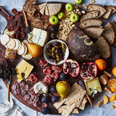 How to Build a Bigger, Better, Beautiful Party Spread