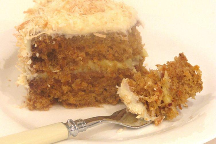 Pam's Carrot Cake