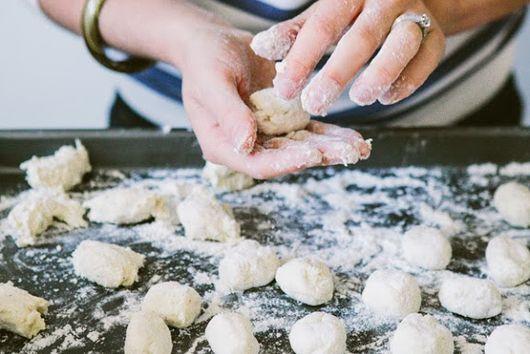 Pasta Month: Ricotta Gnocchi