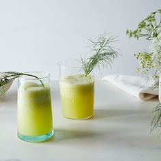 The Most Refreshing Drink You'll Make in Your Blender All Summer Long