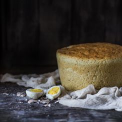 Easter Cheese Crescia
