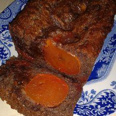 Chocolate Chip Persimmon Bread