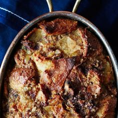 How to Turn Leftover Pastries into Bread Pudding