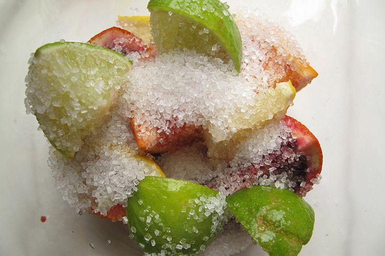 Sugar-Preserved Citruses