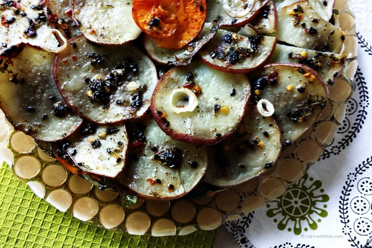 7 Layer Root Vegetable Roundup