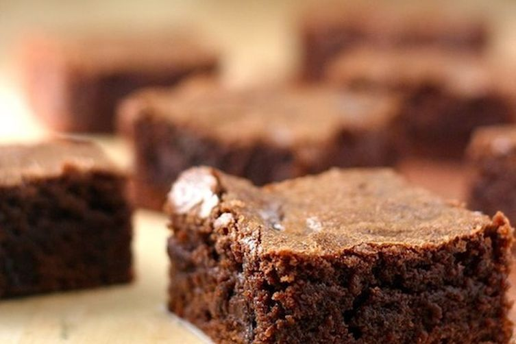 The Ultimate Ooey Gooey Chocolate Brownies