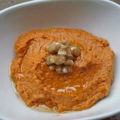 Red Pepper Walnut Dip