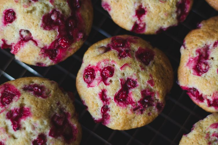 Red Currant Muffins