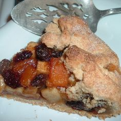 Winter Fruit Galette