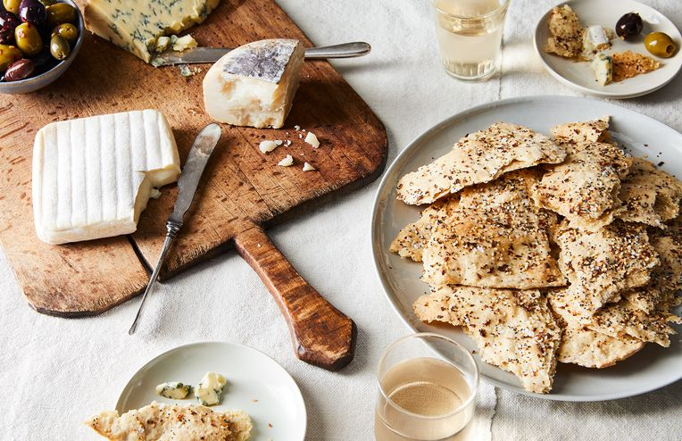 """Make Your Own Crackers, Win """"Best Cheese Plate"""" Award"""