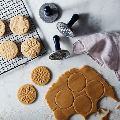 Ginger Stamp Cookies