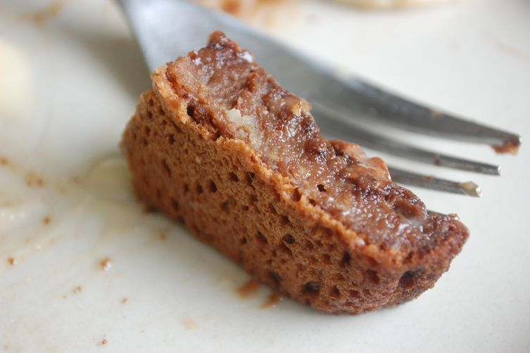 Double Chocolate 'Oven' Cake