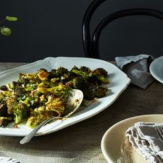 Ina Garten's Parmesan-Roasted Broccoli
