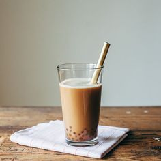 How to Make Bubble Tea at Home