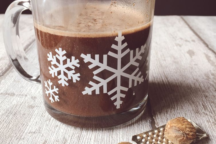 Detox Hot Chocolate