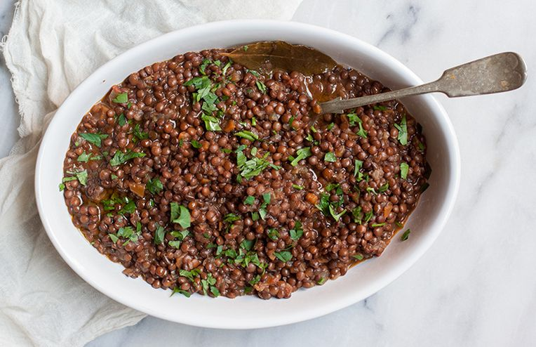 This Italian Lentil Stew Will Make You Rich in 2016, Maybe
