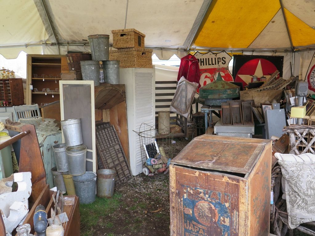 The Brimfield Antiques Show, a Guide by Food52