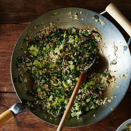 Bdc91762 27a1 4e10 b36e d65021aa580d  2015 0505 fried rice with bok choy and peas james ransom 048
