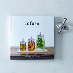 Infuse Book & Mason Tap