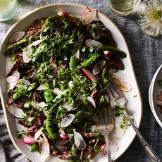 Grilled Steak Salad With Fish Sauce Vinaigrette