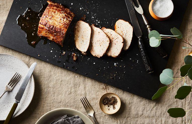 1 Easy Pork Loin Roast, 5 Ways to Mix it Up
