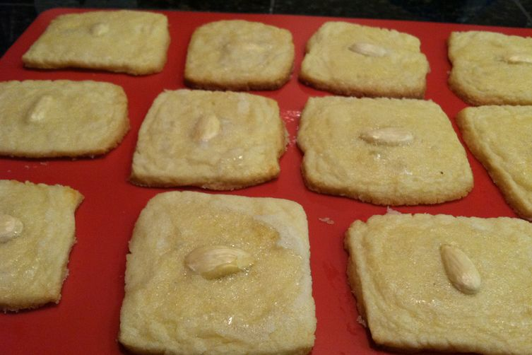 Sand Tart Sugar Cookies