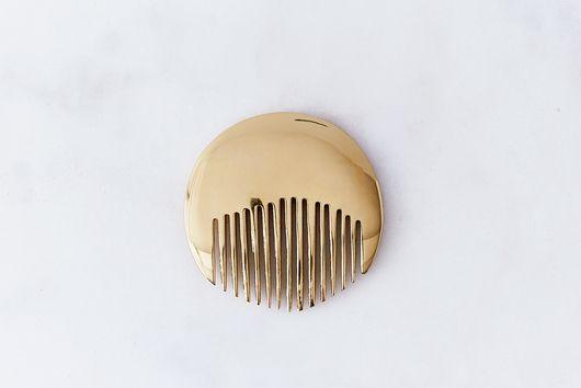 Heirloom Brass Combs