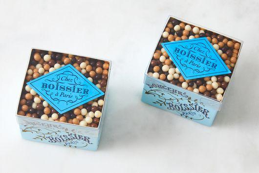 Parisian Crispy Chocolate Pearls (Set of 2)