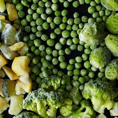 The Frozen Vegetable Dish Beloved by Jacques Pépin