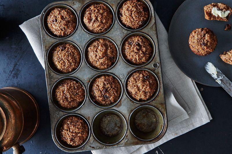 Nancy Silverton's Bran Muffins