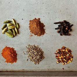 Spices by E