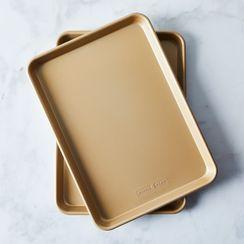 Nordic Ware Gold Nonstick Baking Sheet Sets
