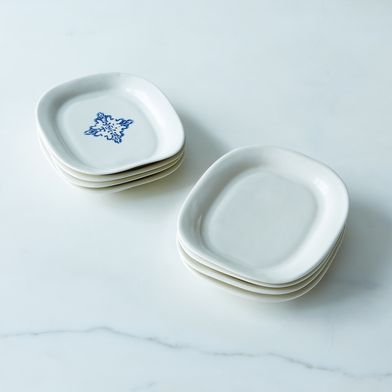 Small Plates (Set of 4)