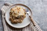 Lasagna Fans: Feast on This Meaty, Mushroomy Upgrade