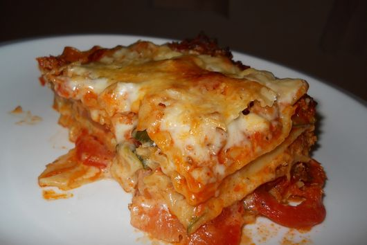 BOLOGNESE-STYLE LASAGNA