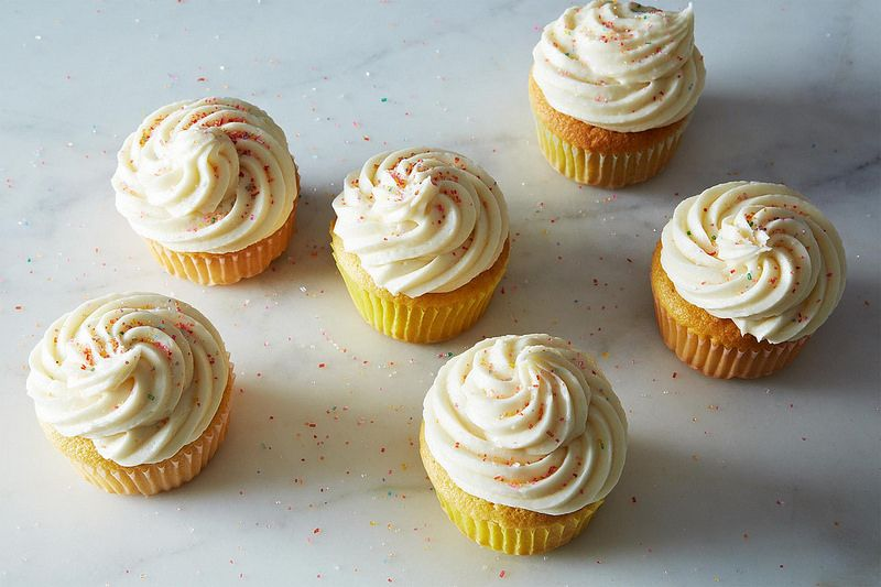 Cupcakes from Food52