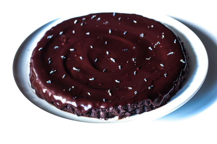 Chocolate, Lavender, & Gorgonzola Bête Noire